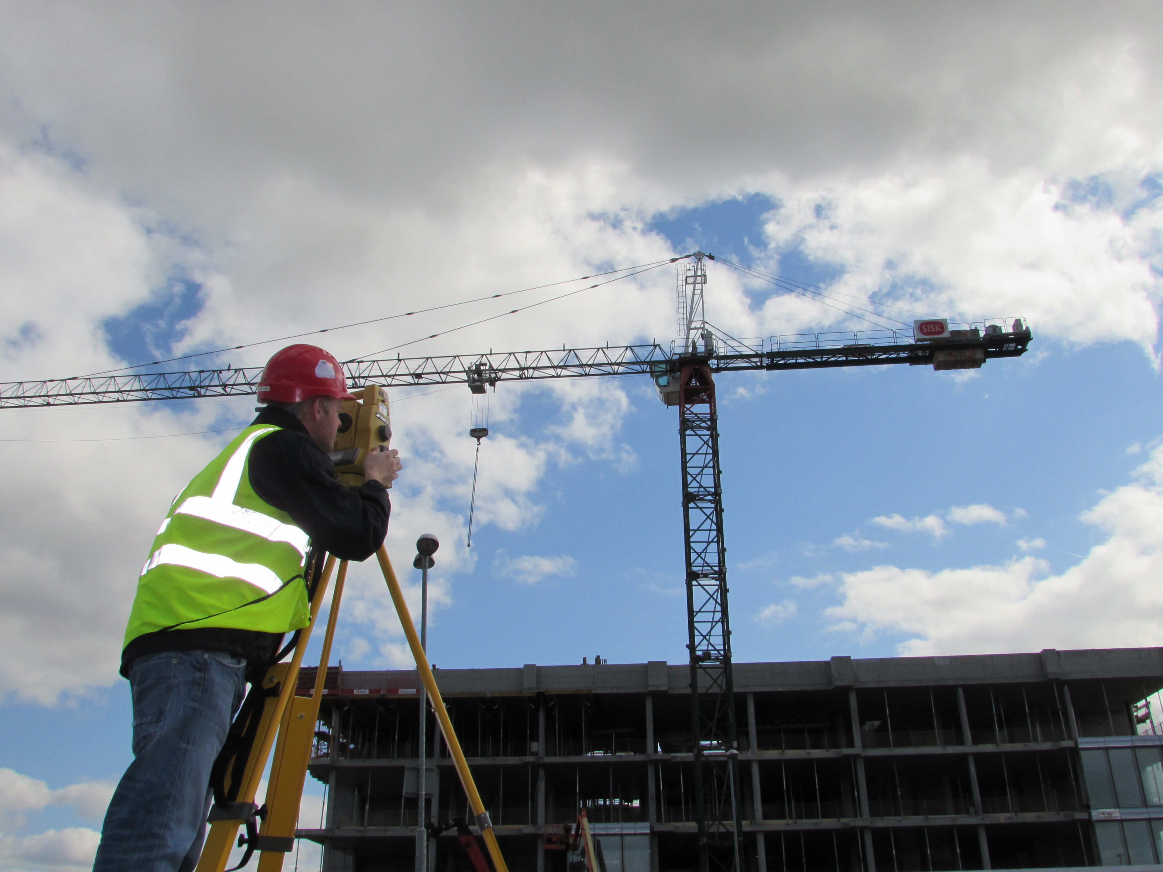 Engineering Surveying & Setting out